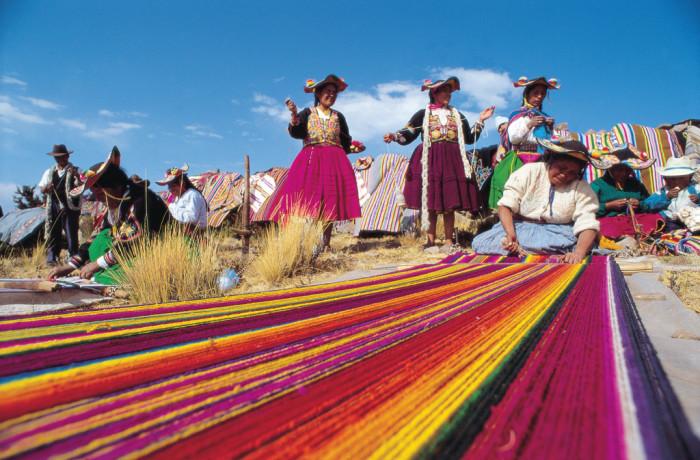 Три мира империи инков и джунгли Перу
