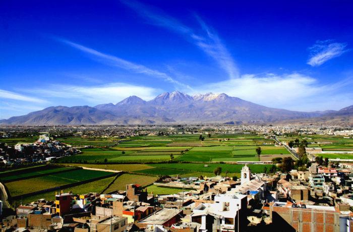 Разноликий Перу