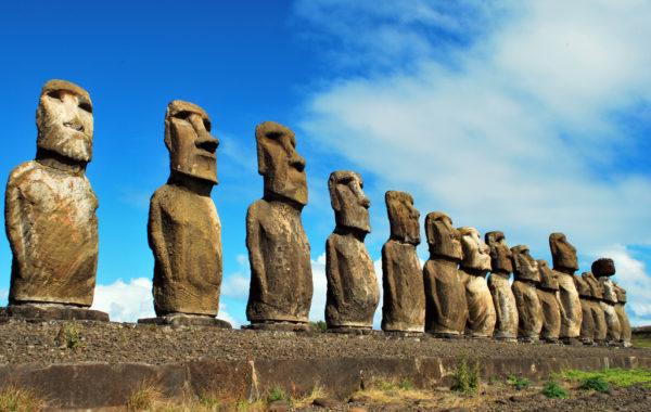 Разноликий Перу + Остров Пасхи