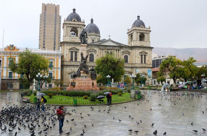 Разноликий Перу + Боливия