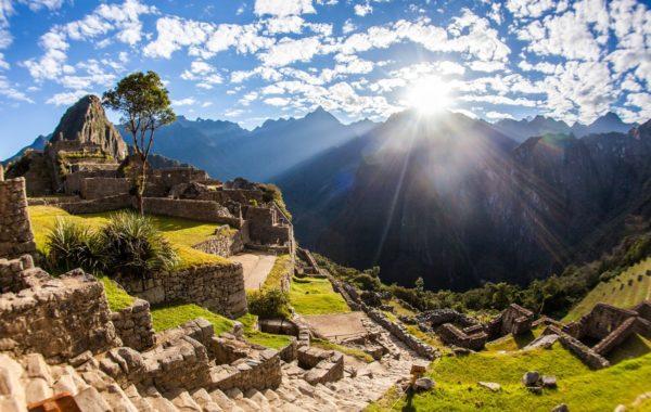 Легенды Древнего Перу