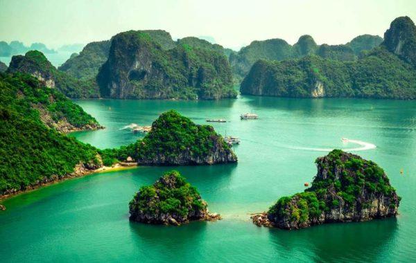Классический тур по Вьетнаму