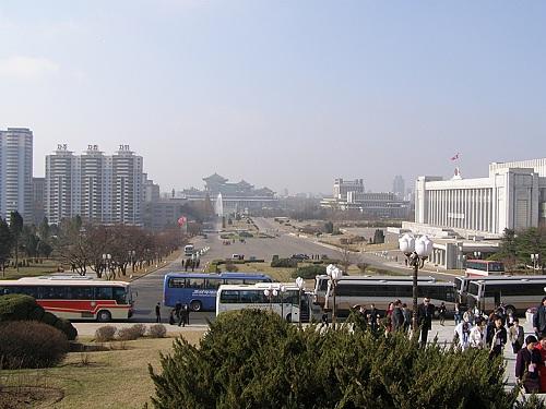 День солнца в КНДР