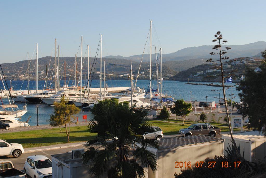 Порт Агиоса Николаоса