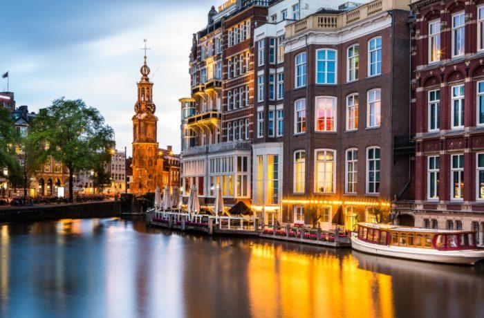 Cтолицы Бенилюкса: Амстердам, Брюссель, Люксембург