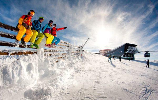 Лыжный курорт Ясна (Словакия)