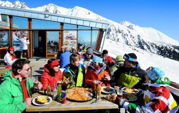 Лыжный курорт Штрбске Плесо (Словакия)