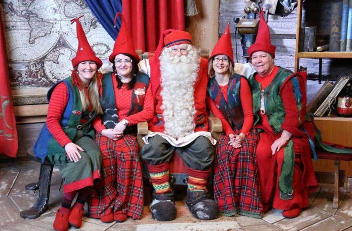 Лапландия Леви из Киева – Новый год и Рождество