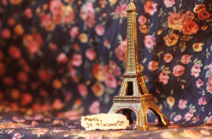 Экспресс в Париж!